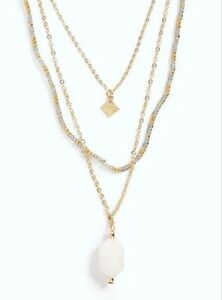 Nordstrom-BP-Stone-Seed-Bead-Layered-Pendant-Gold-Tone-Silver-Tone-Glass-20
