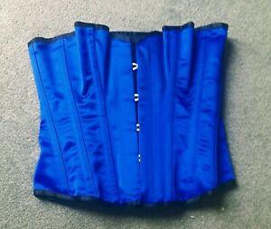 Vollers Corset, Blue, BNIB size 10-16
