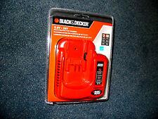 Black Decker Multi Volt Fast 1 Hour Battery Charger 9.6v 12 v 14.4 v 18 v 24 v