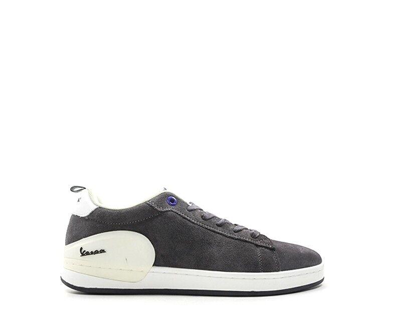 shoes VESPA men Sneakers trendy  grey Scamosciato V00005-300-97