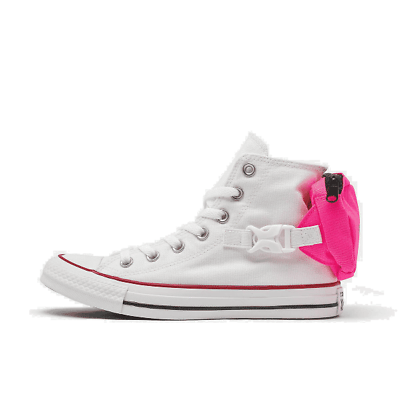 Star High Top Casual Shoes White/Neo