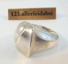 Lapponia Ring 925 er Silber Finnland 1984 Modernist Björn Weckström / AN 496