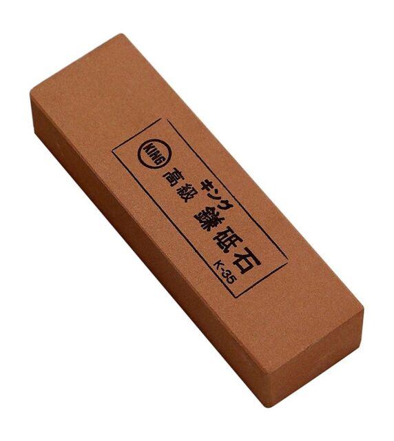 Set Of 3 King Toishi Sharpening Whetstone 800 Japanese For Sale