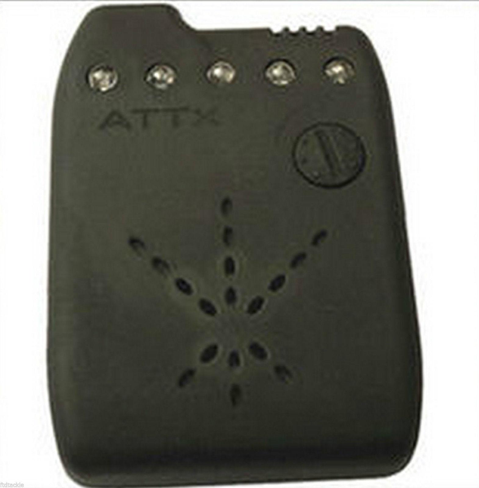Gardner Tackle Da Pesca-ATTS V2 ATTx Bite Alarm Ricevitore 5 canali Tune-In Grado