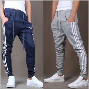 Gym-Men-Sports-Pants-Trousers-Hip-Hop-Jogging-Joggers-Sweatpants-Jogger-Pants