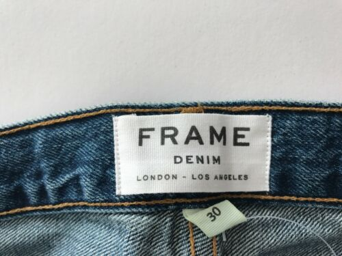 FRAME Men/'s L/'Homme Straight Skinny Jean Tahoe Wash 30 31 34 NWT $200