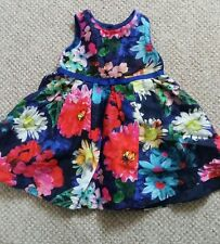 M&S Beautful girls summar dress for party/wedding for age3-6 months