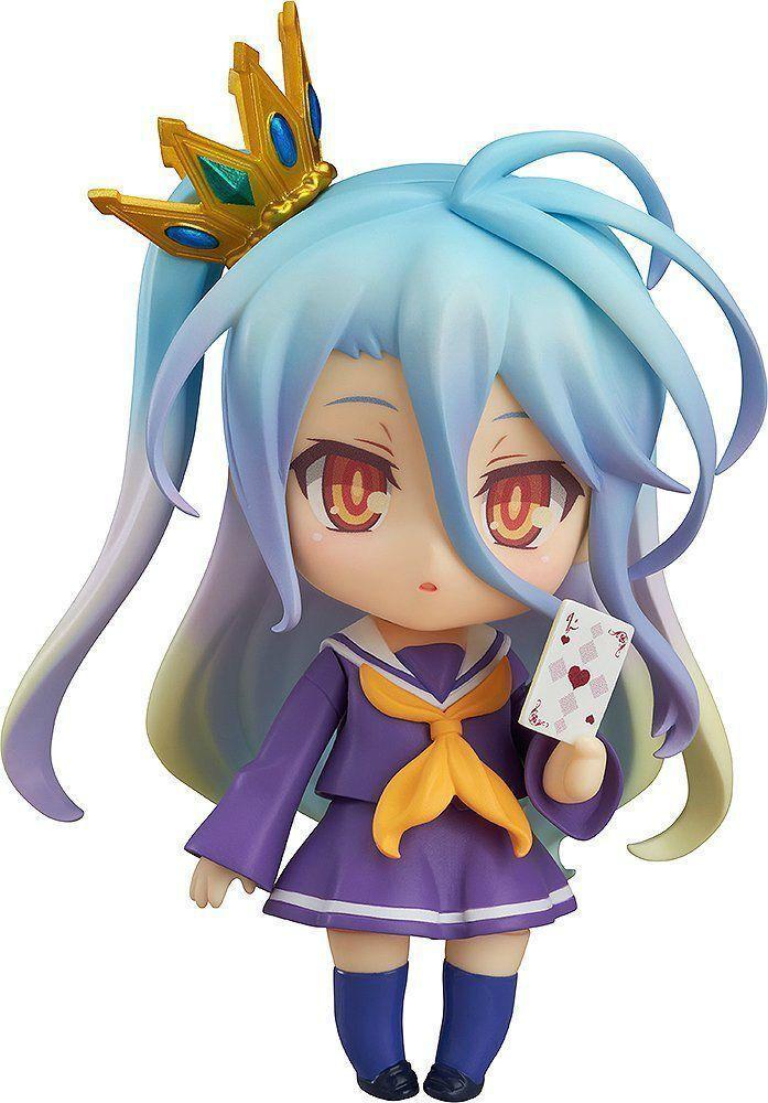 Nendorid 653 No Game Life Shiro Figurine Articulée Good Smile Company Nouveau