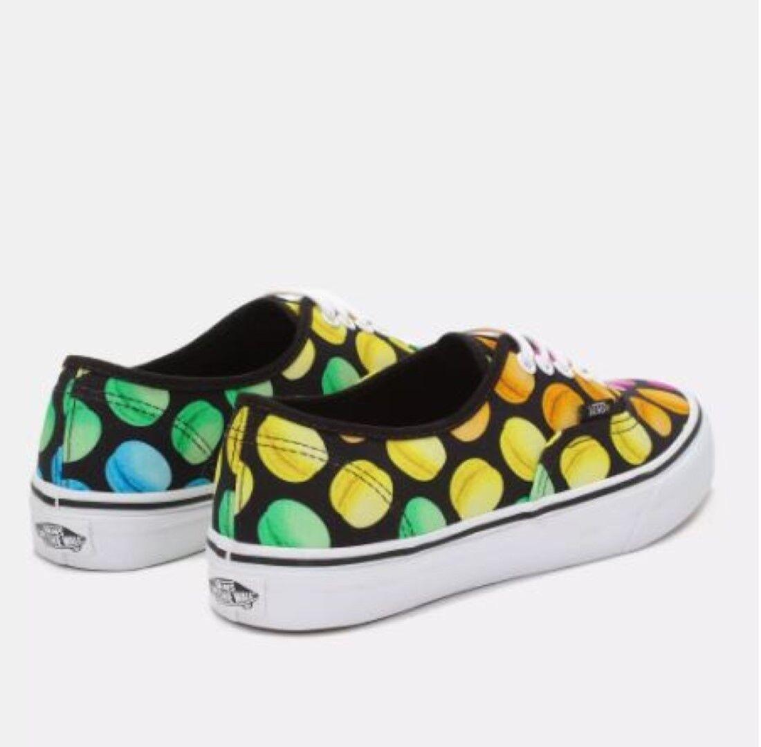 VANS LATE NIGHT MACAROON 5.5 PRINTED AUTHENTIC Schuhe UK 5.5 MACAROON EU 38.5 LN085 ZZ 03 033e20