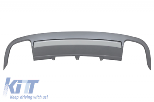 Paraurti-Posteriore-Valance-diffusore-di-Audi-A5-8T-4D-Sportback-S-Line