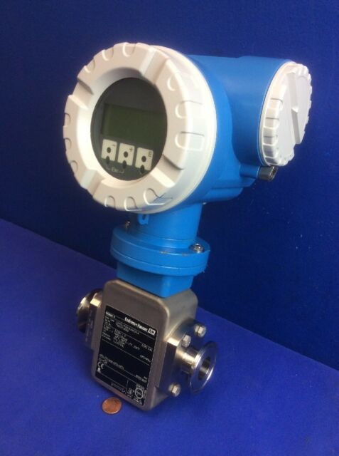 Endress Hauser ProMag 50h Electromagnetic Flowmeter 50h08-1f0a1ac2baaa