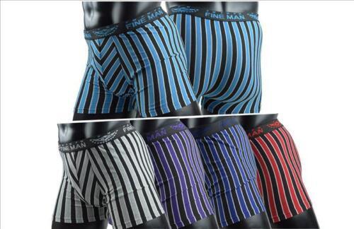 10 Stück Modische Boxer-Short M,L,XL,2XL,3XL Unterhosen 95/% Baumwolle//5/%Elasthan