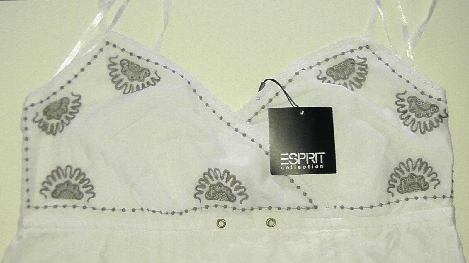 ESPRIT Collection Cotton Dress mit Etikett D42 US12 UK16