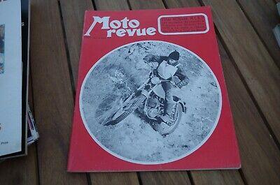 foto de Moto revue no 2024 1971 test 125 monark mcb tres bon etat