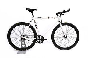 2016 SE Bikes Lager Cromoly Steel Fixed Gear / Single Speed Bike 55 cm / L