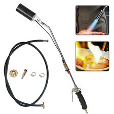 500000btu Heating Torch With 2 Meter Hose Portable Weed Burner Propane Torch