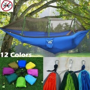 Portable-Light-weight-Backpacking-Camping-Survival-Hammock-with-Mosquito-Net