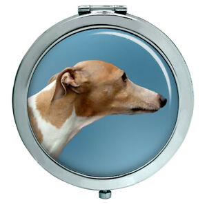 Italian-Greyhound-Compact-Mirror
