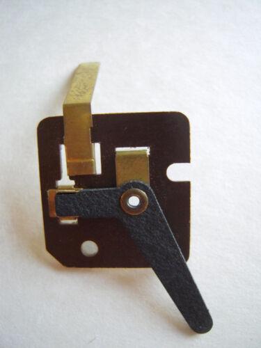 Märklin h0 1x e 214760 COMMUTATORE catenaria-LEVIGATRICE pezzo di ricambio e-Lok NUOVO #1