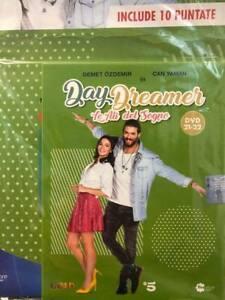 DayDreamer Can Yaman Undicesima Uscita DVD 21-22 10 Puntate