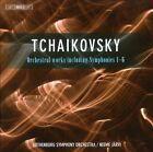 Tchaikovsky: Orchestral works including Symphonies 1-6 (CD, Dec-2010, 6 Discs, BIS (Sweden))