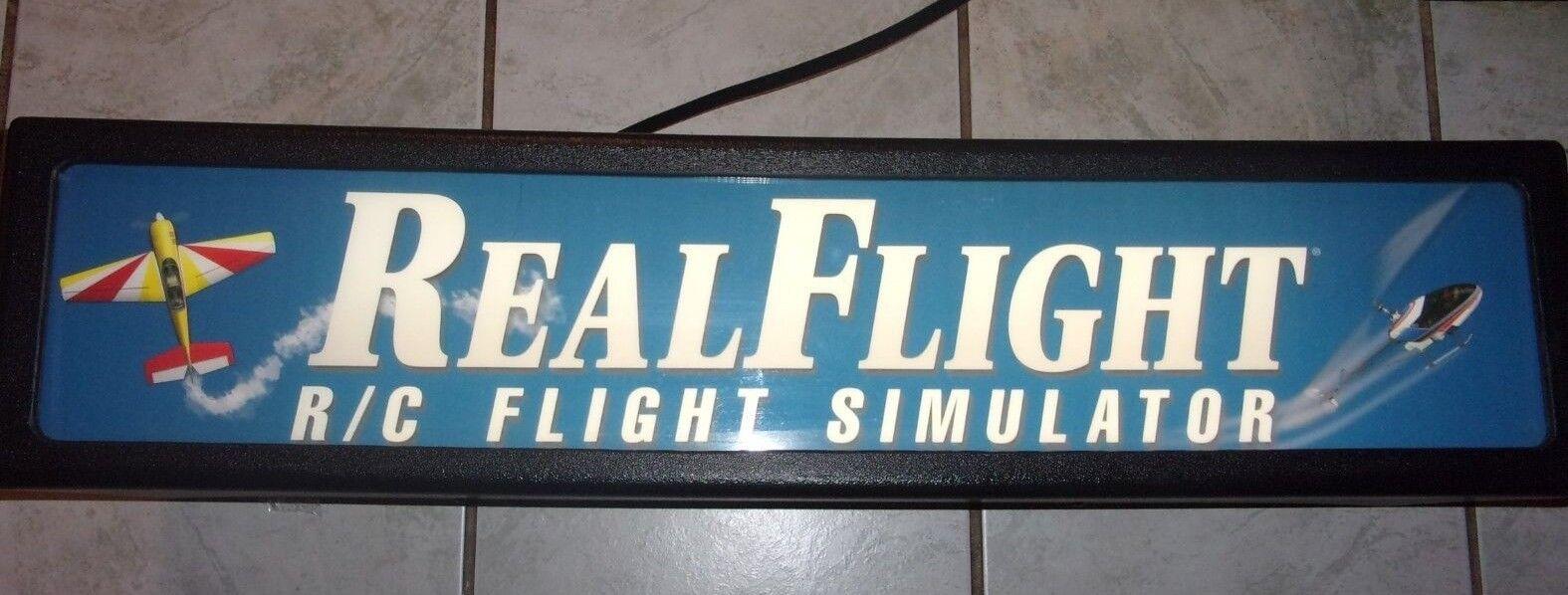 Real Flight RC Simulator SIGN 29 X6