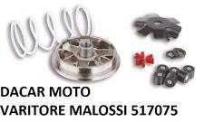 517075 VARIATORE MALOSSI MULTIVAR OMOLOGATO APRILIA SCARABEO  50 2T