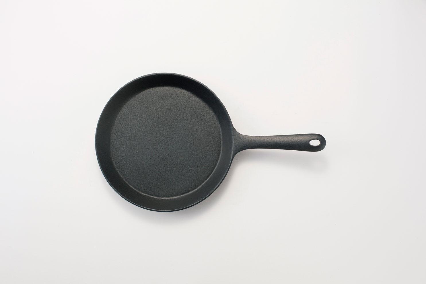 Iwachu famille Poêle à frire 9.4 in (environ 23.88 cm) (couleur noire) Japan EMS