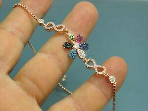 Turkish-Handmade-Jewelry-925-Sterling-Silver-Sapphire-Stone-Women-Bracelet