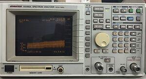 Advantest-R3365A-Spectrum-Analyzer-with-TG