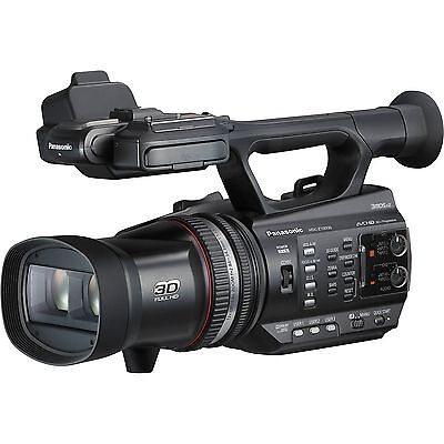 PANASONIC HDC-Z10000 CAMCORDER 3D SDXC CARD PROFESSIONAL DIGITAL HIGH DEFINITION