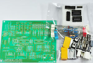 BJT Transistor Curve Tracer adapter PCB board X-Y