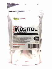 1.1lb (500g) 100% PURE INOSITOL POWDER PHARMACEUTICAL GRADE MOOD STRESS ANXIETY