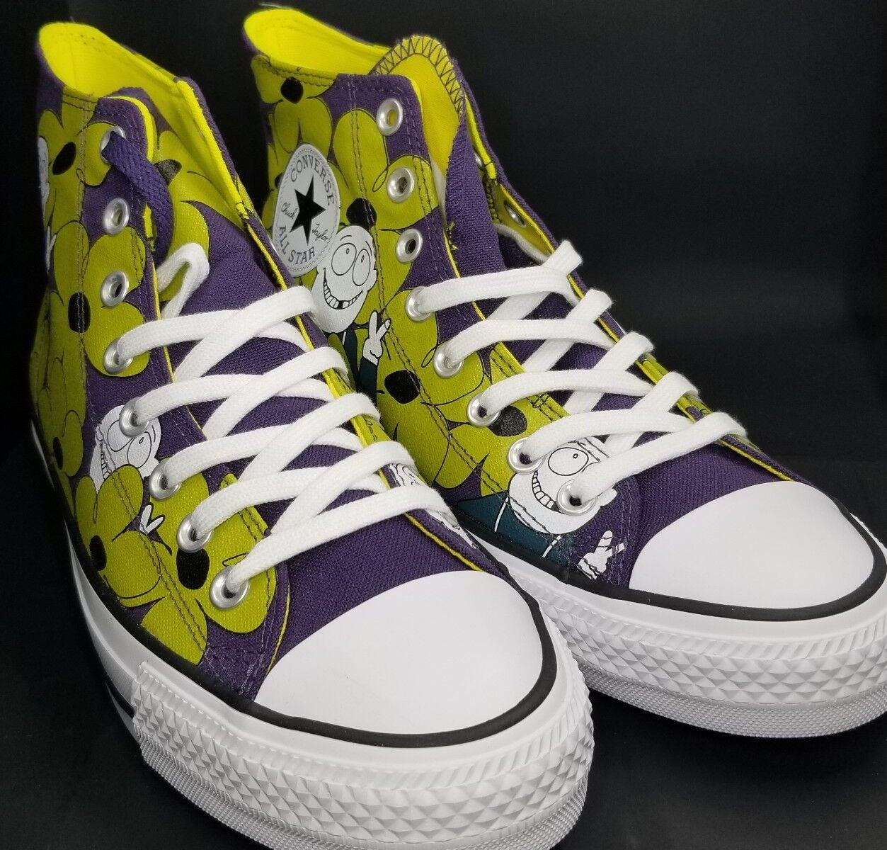 Scarpe casual da uomo  Converse x Dinosaur, Jr Chuck Taylor All Star Pro Sneaker Size 7.5 158663C