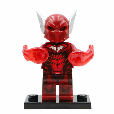 Batman Dark Nights Lego Moc Minifigure Toy Gift For Kids The Red Death