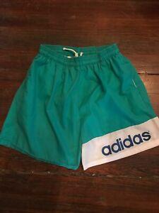 adidas shorts vintage mens
