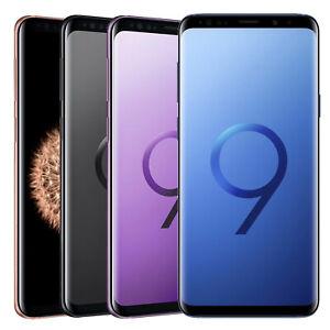 Samsung-Galaxy-S9-Desimlocke-4G-LTE-Smartphone-64Go-GSM-Octa-Core-Android-WiFi
