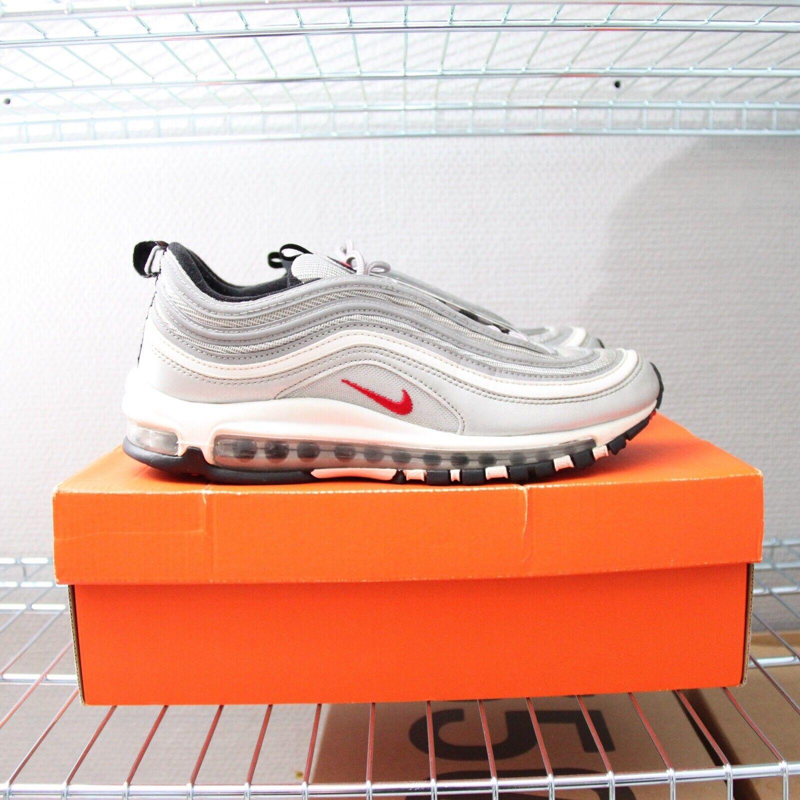 Andet, Nike Air Max 97 Silver Bullet, str. 46, God men