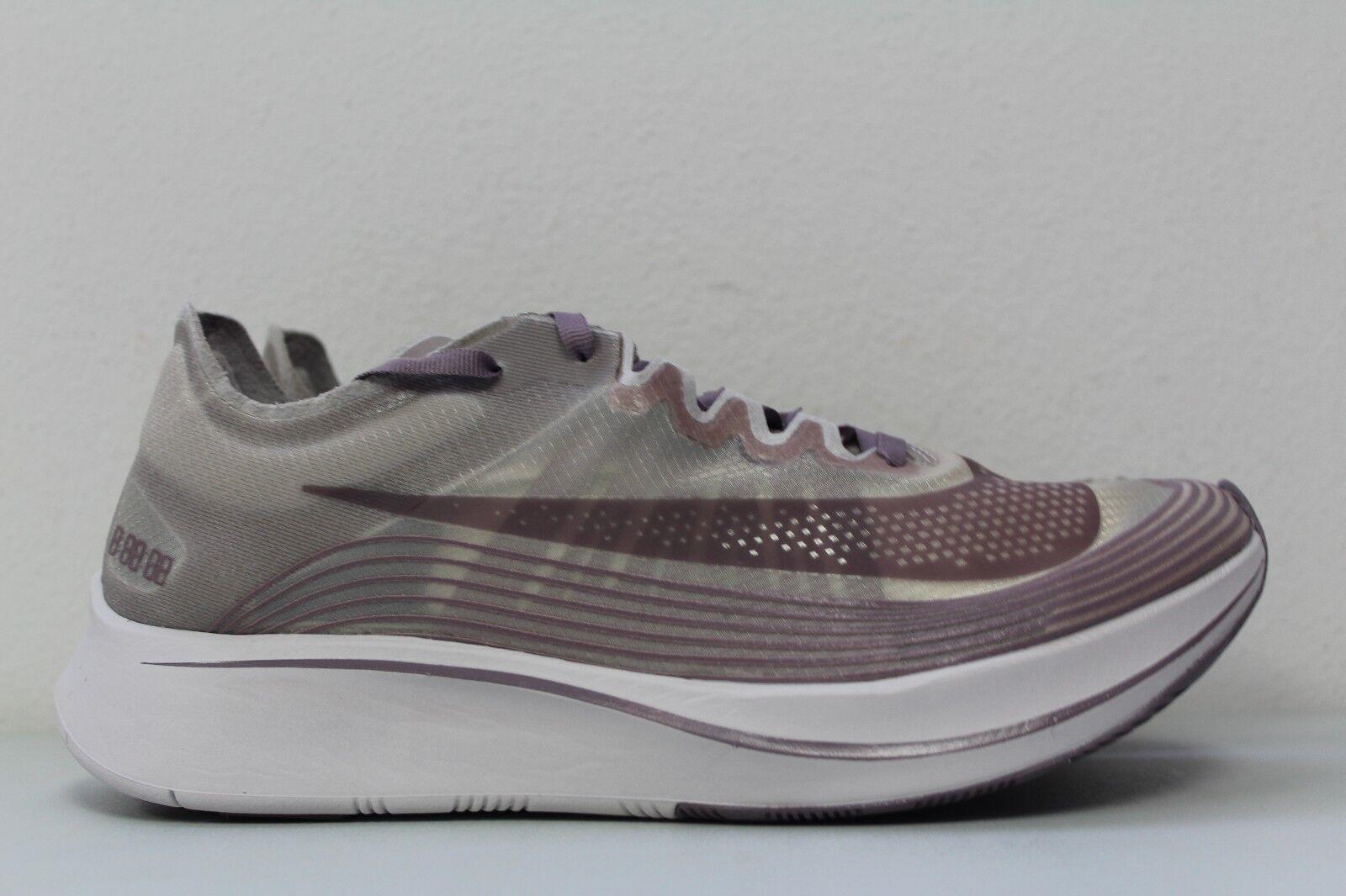 Nike Uomo nikelab zoom fly sp dimensioni grigio grigio ossidiana aa3172 200