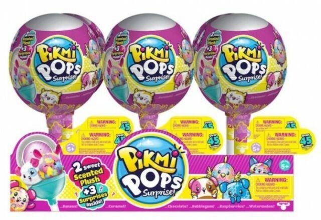 Pikmi Pops Surprise Series 2 Espi the Shiny Dog