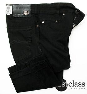 JOKER-Businesshose-CURTIS-black-black-schwarz-3952-110-STRETCH