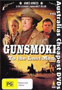 Gunsmoke-To-The-Last-Man-DVD-NEW-FREE-POSTAGE-WITHIN-AUSTRALIA-REGION-4