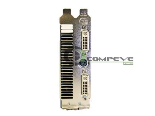 Dell ATI FireGL V7600 GP933 512 MB 2x DVI PCI-e Workstation Graphics Video Card