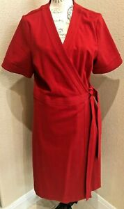 Boden-Mira-Ponte-Wrap-Dress-Poinsietta-Retail-Price-130