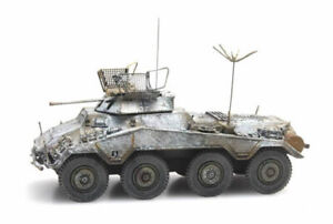 Ho-Roco-Minitanks-9th-Panzer-Armee-Gepanzerte-Auto-A943-6870252-Handbemalt
