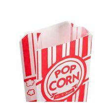 Carnival King Paper Popcorn Bags 1 Oz 100