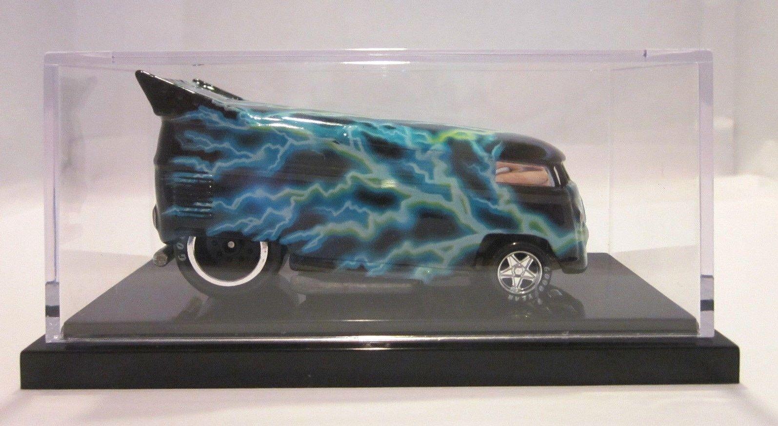 Hot Wheels Liberty Promotions-lightningwagon VW DRAG BUS Rebel Run - 89 de 200