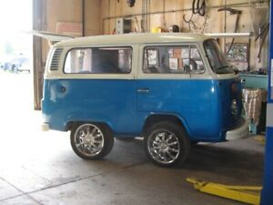1975 VW Shortened Restored Van