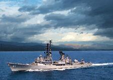 HMAS BRISBANE - HAND FINISHED, LIMITED EDITION (25)