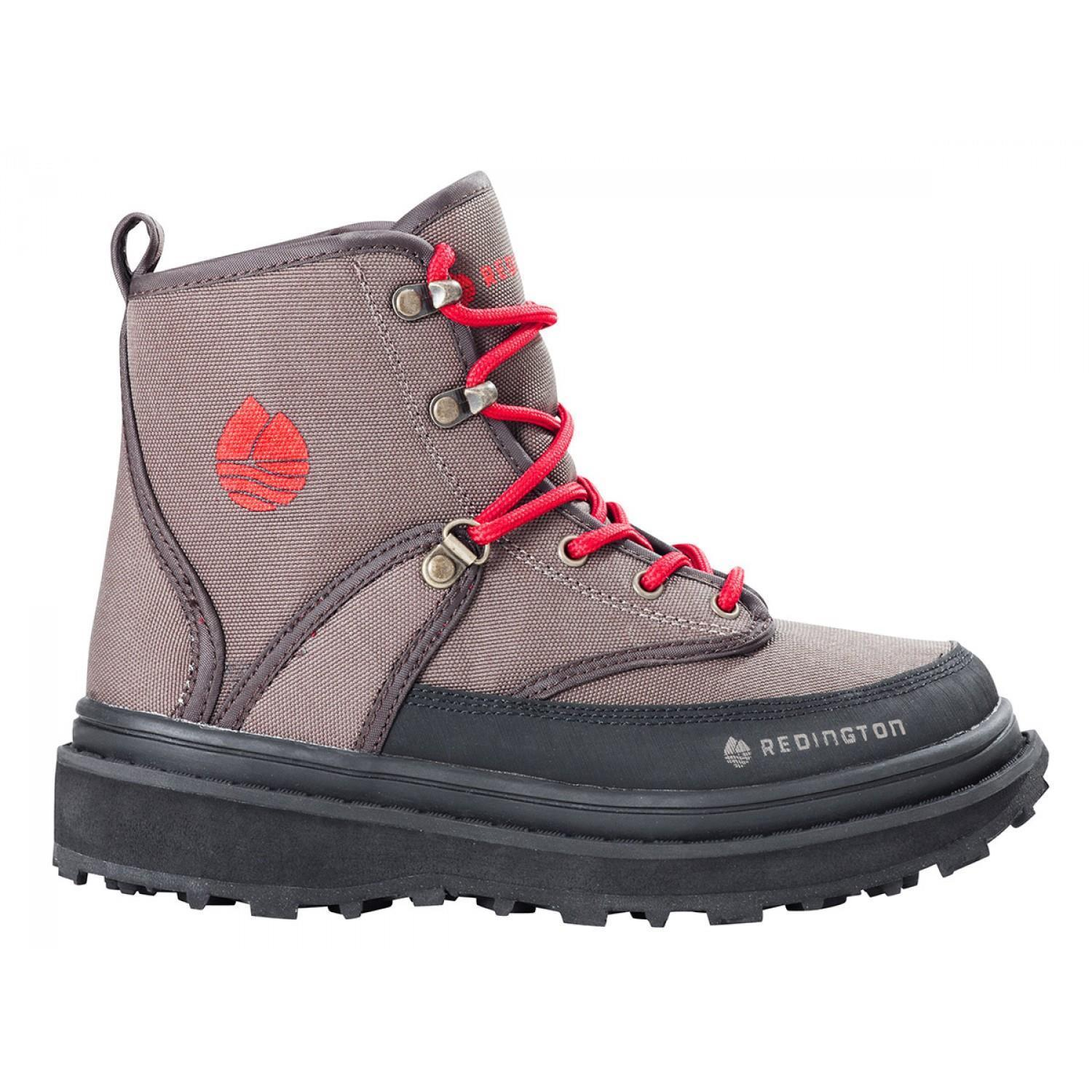 Redington Crosswater Youth Wading Boots, Rubber Soles, no tax and free ship